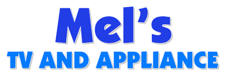 Mel's TV and Appliance Logo
